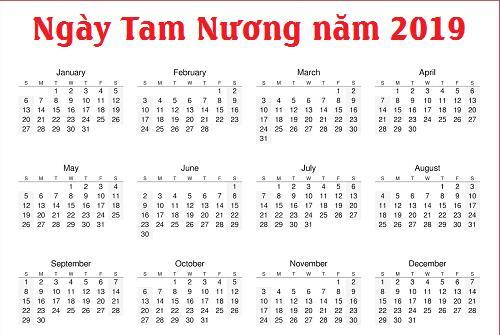 Xem ngày tam nương trong tháng là ngày gì?
